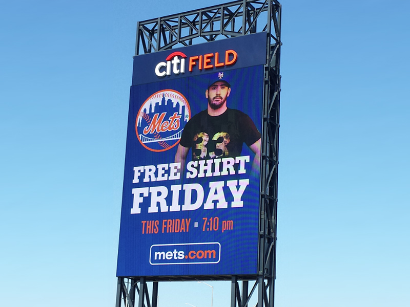 Citifield Ground Sign